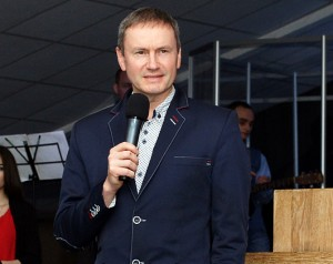 Pastor of New Life Church Vyacheslav Goncharenko