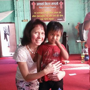 Missionary trip to Nepal