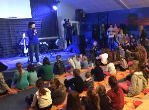 Kids church «+1»